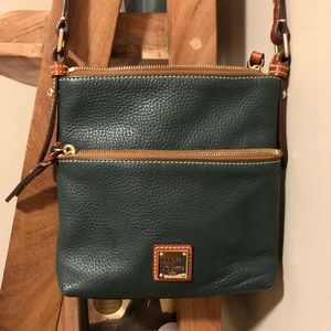 Dooney & Bourke crossbody bag.